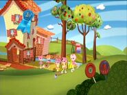 Lalaloopsy batter up screenshot