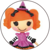 Character Portrait - Candy Broomsticks