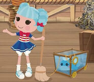 Profile - Cartoon Marina
