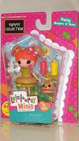 Patty Burgers 'N' Buns MD Box