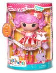 Peanut Big Top SSP Large Doll box