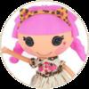 Character Portrait - Kat Jungle Roar