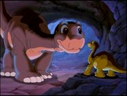Littlefoot and Tinysauruses 03