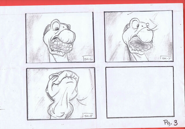 File:The Land Before Time 1988 Production Storyboard Copy Page 3 DON BLUTH -SH003.jpg