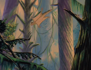 Kuehenosaurus Flying