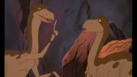 LAND BEFORE TIME 2 - Eggs