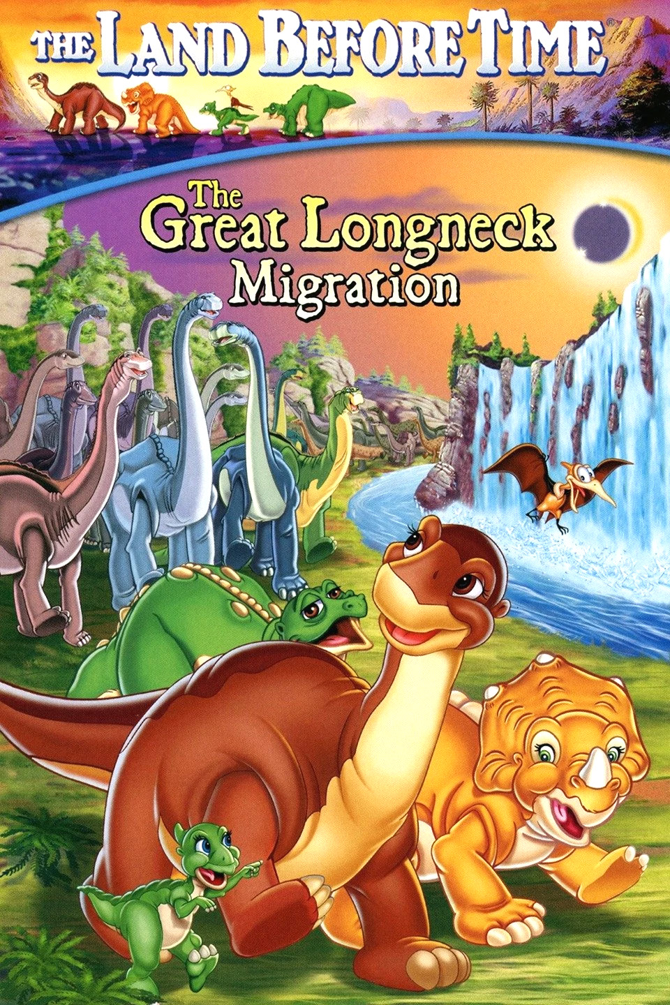 The Land Before Time X: The Great Longneck Migration | Land Before Time Wiki | FANDOM powered by ...