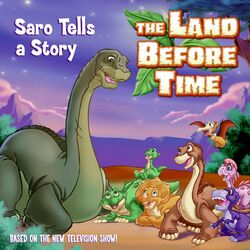 Saro Tells a Story cover