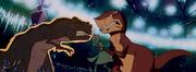 Sharptooth VS Rex