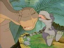 Littlefoot&Chomper