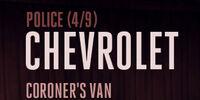 Chevrolet Coroner's Van
