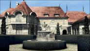Leland Monroe's mansion.