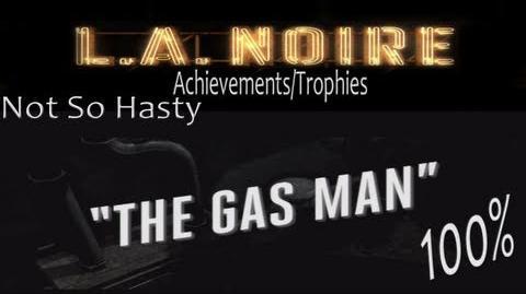 LA Noire - Walkthrough Gas Man Part 13 Gameplay
