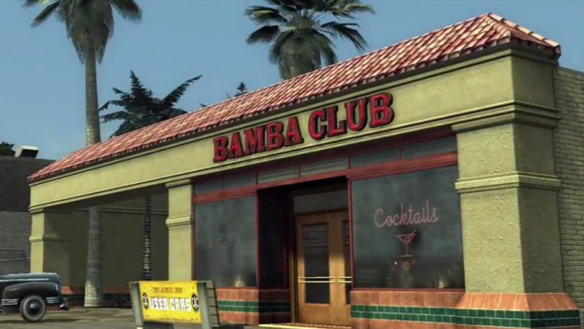 The Bamba Club | L.A. Noire Wiki | FANDOM powered by Wikia