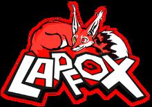 LapFox alternate logo
