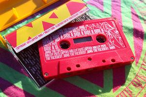 Fuckdest jams cassettee 2