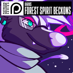 Forest Spirit Beckons cover