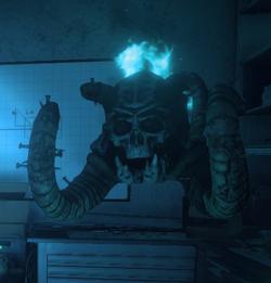 Skull of Rage