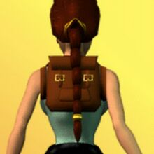 Tomb Raider Classic Backpack
