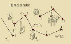 LCGO - The Maze of Spirits