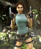 Tomb Raider Anniversary Pose
