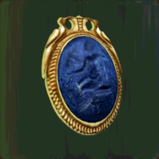 Amulet of Zarpanit