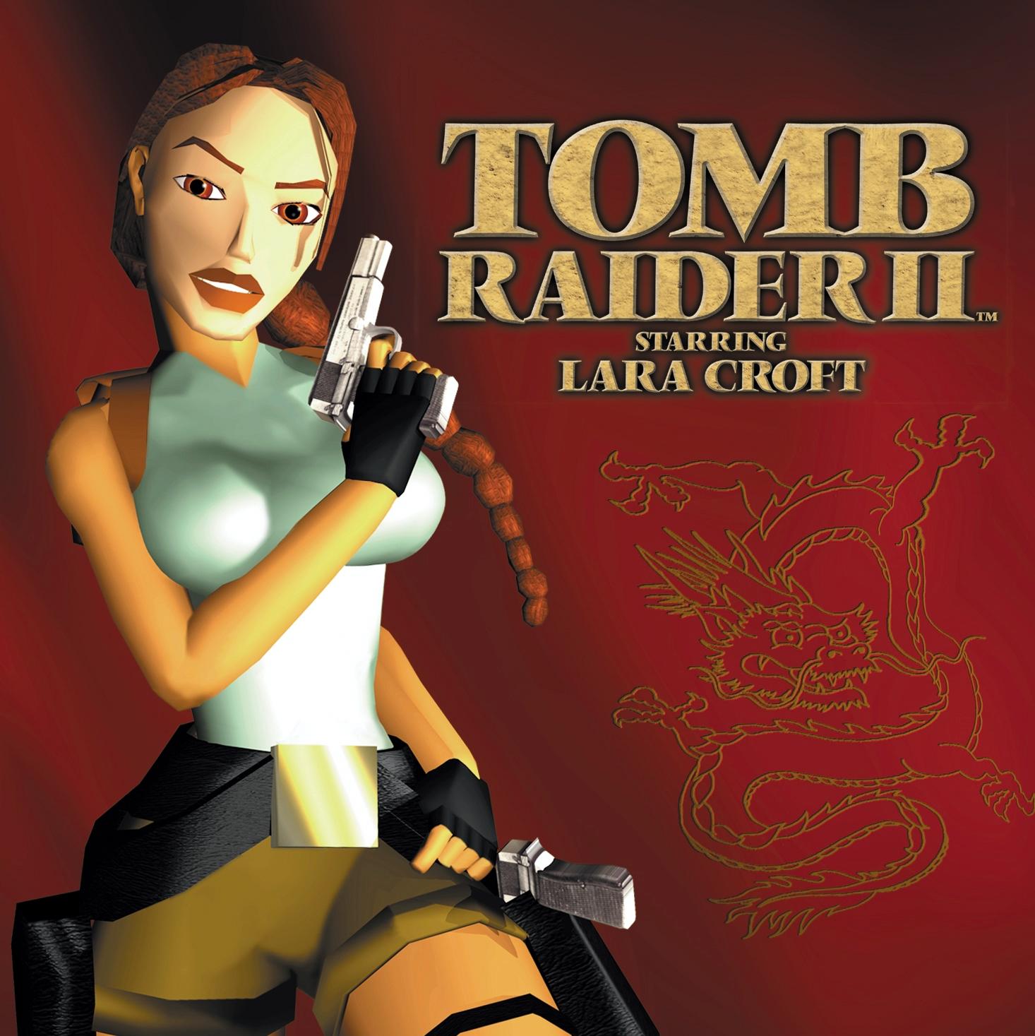 Lara Croft Tomb Raider Ii