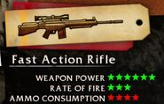 Fast Action Rifle Guardian of Light