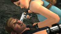Tomb raider - anniversary - the movie Snapshot