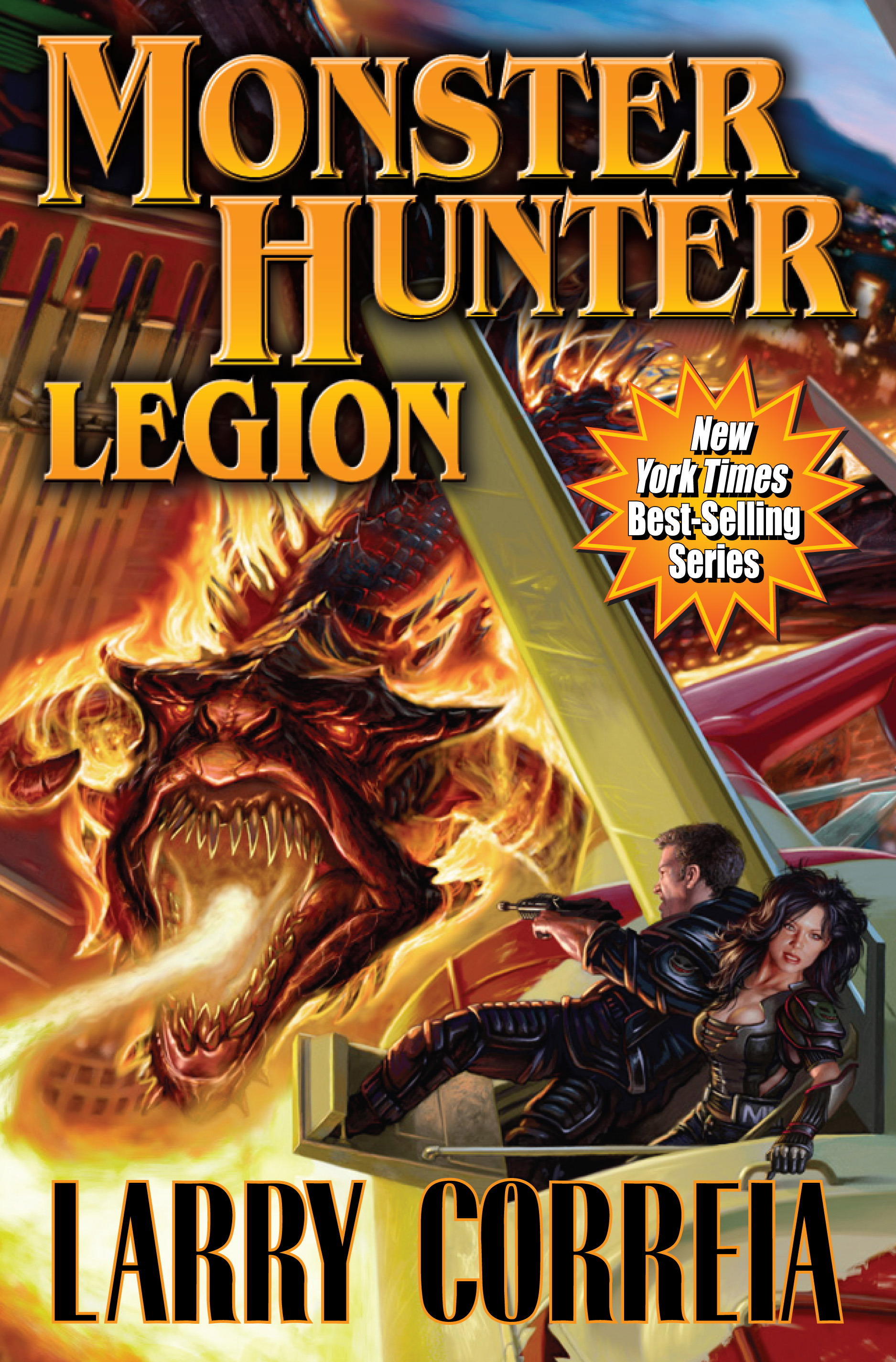 monster hunter legion larry correia wiki fandom