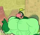 Gritón Verde