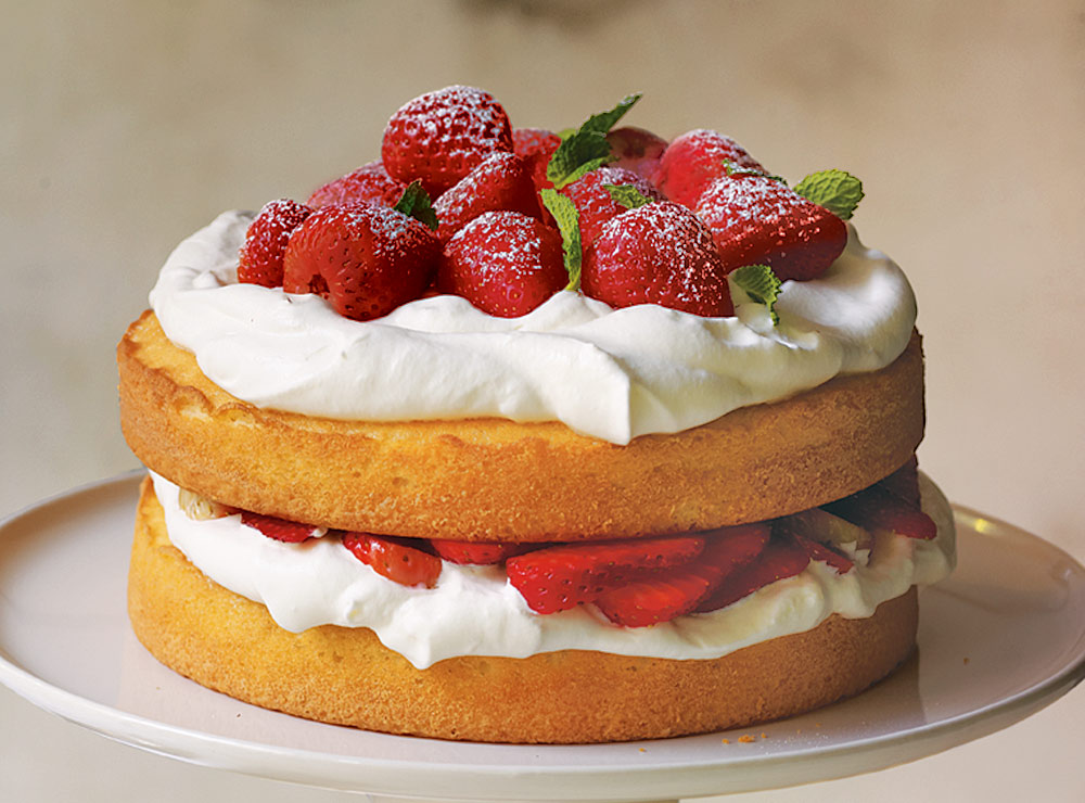 Strawberry Cake | Laura in the kitchen Wiki | Fandom powered by Wikia