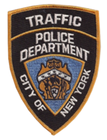 Traffic Division Logo