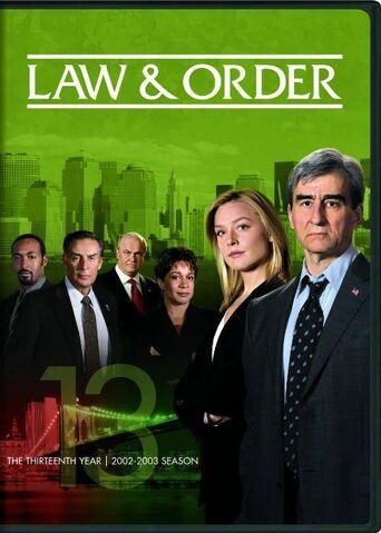 File:Law & Order – The Thirteenth Year (2002-2003).jpg