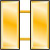 Captain insignia Gold