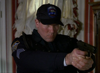 L&O- Police Sgt. (Kevin Carrigan) in S11E14 A Losing Season