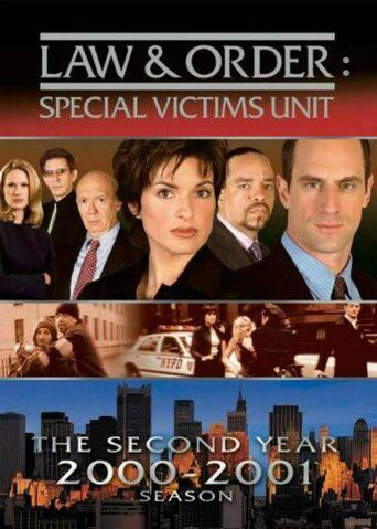 File:Law & Order Special Victims Unit (Season 2) (2000-2001).jpg