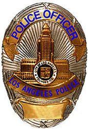 LAPDpolicebadge