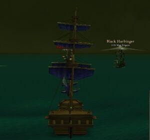 Fighting Fox At sea