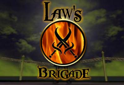 Law's Brigade Wordmeeeark