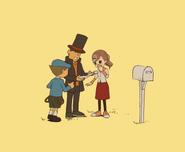 PLCV - Credits - Layton, Luke, and Flora