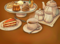 Professor Layton Curious Village - These are the sweets that made 'Chelmey' angry at Matthew the butler
