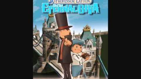 43 - The Eternal Diva Professor Layton and the Eternal Diva Soundtrack