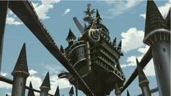 Descole's Castle