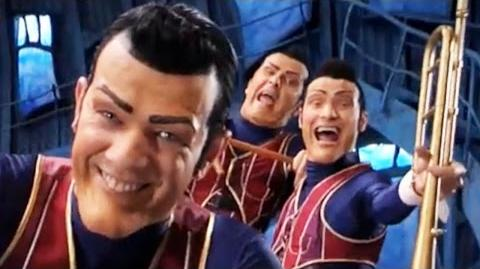 We Are Number One but it's the original and it's 1 hour long...