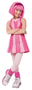 Nick Jr. LazyTown Stephanie Meanswell 5