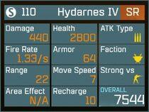 Hydarnes IV SR Lv1 Back-0