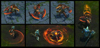 Renekton ScorchedEarth Screenshots