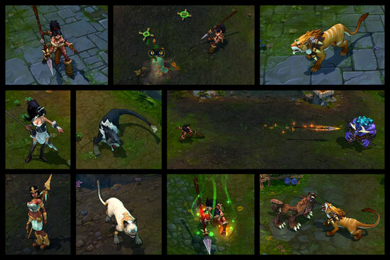 Nidalee Screenshots