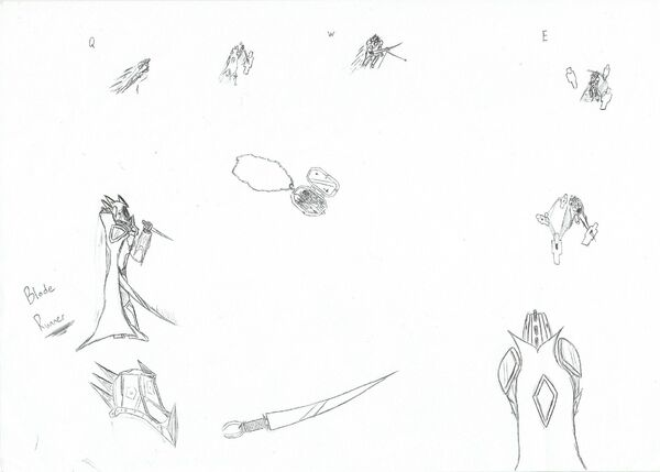 CommanderMarko Blade Runner Concept
